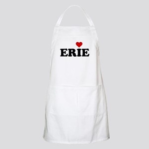 Erie with Heart Apron