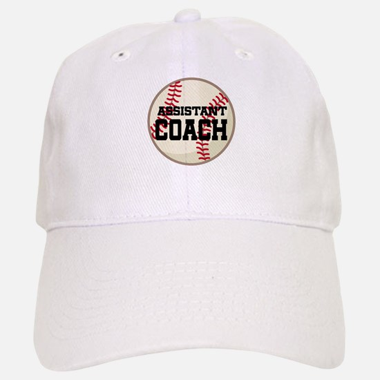Baseball Assistant Coach Baseball Baseball Cap