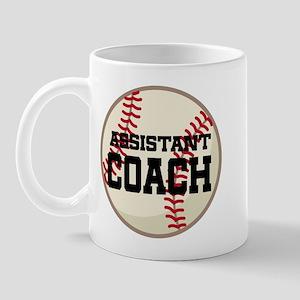 Baseball Assistant Coach Mug
