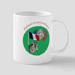 Kiss Me I'm French Mug