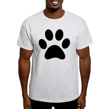 Paw Print Icon Light T-Shirt