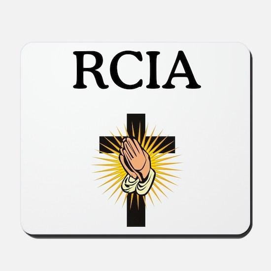 RCIA Mousepad