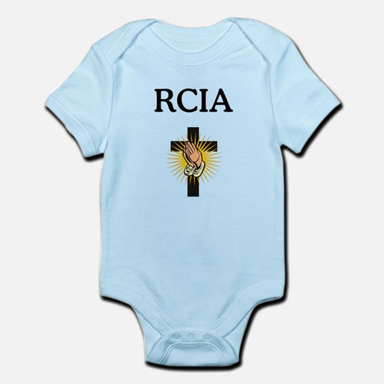 RCIA Infant Bodysuit