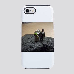 Marriage on Rocks iPhone 7 Tough Case