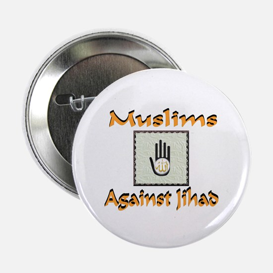 "NO JIHAD 2.25"" Button (10 pack)"