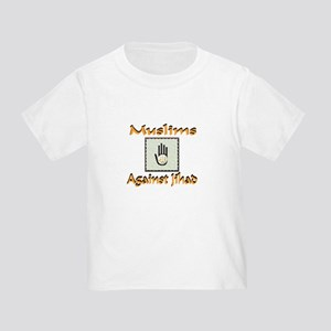 NO JIHAD Toddler T-Shirt
