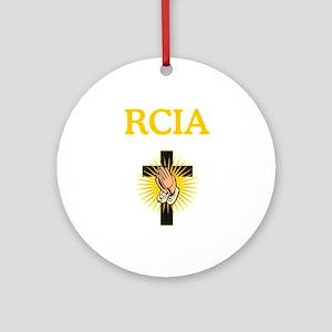 RCIA Ornament (Round)