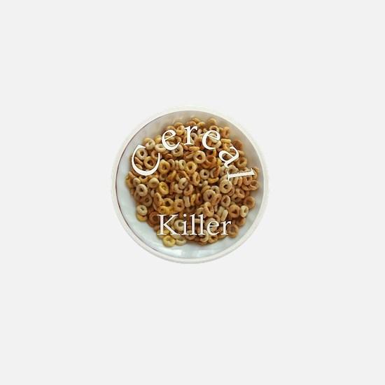 Unique Cereal killer Mini Button
