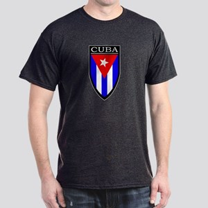 Cuba Patch Dark T-Shirt