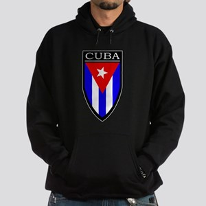 Cuba Patch Hoodie (dark)