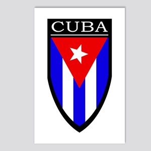 Cuba Patch Postcards (Package of 8)