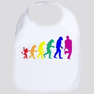 Gay Evolution Bib