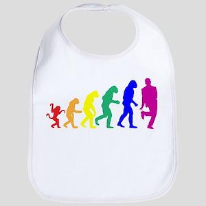 Gay Evolution Bib