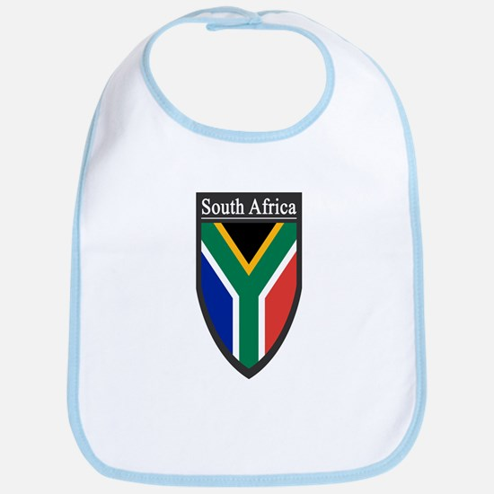South Africa Patch Bib