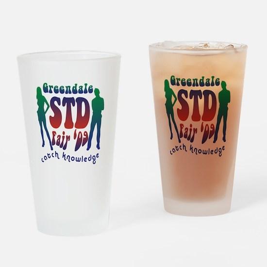Greendale STD Fair Pint Glass