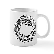 Aztec Ouroboros Symbol Mug