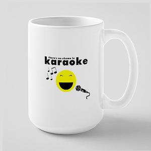 Karaoke Therapy Large Mug
