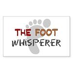 The Whisperer Occupations Sticker (Rectangle 50 pk