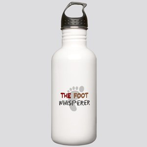 The Whisperer Occupations Stainless Water Bottle 1