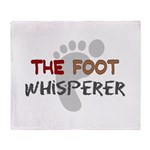 The Whisperer Occupations Throw Blanket