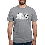 JtreeandIntersectionRock2_CPDark T-Shirt