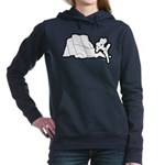 JtreeandIntersectionRock2_CPDark Sweatshirt