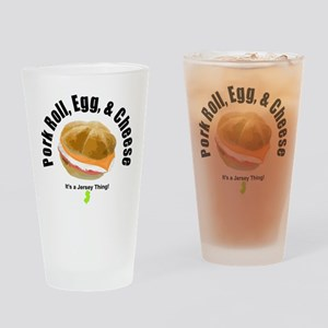 Pork Roll, Egg, & Cheese Pint Glass