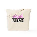 Iron Bitch Tote Bag