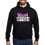 Iron Bitch Hoodie (dark)