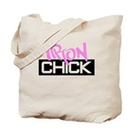 Iron Bitch Tote Bag