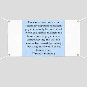 werner heisenberg quotes Banner