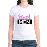 Iron Bitch Jr. Ringer T-Shirt