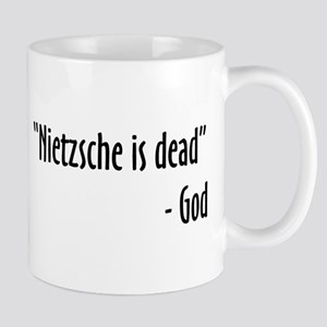 Nietzsche and God are Dead Coffee Mug