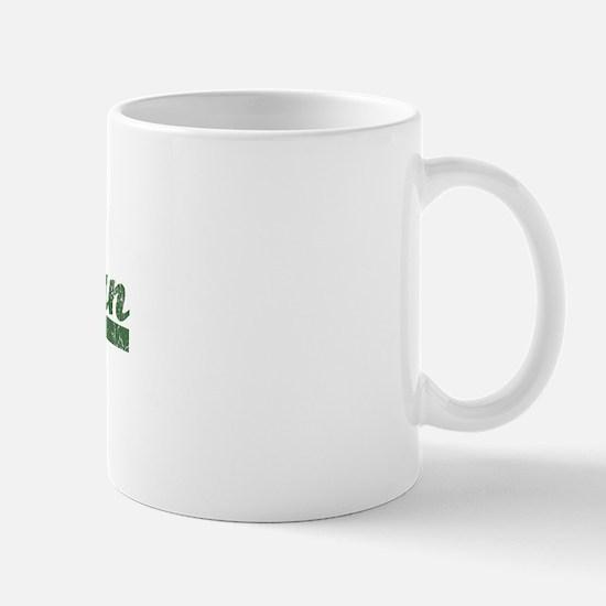 Green Vagitarian Mug