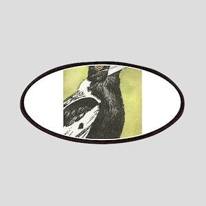 Australian Magpie Patches