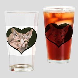 SPHYNX CAT 2 - Pint Glass