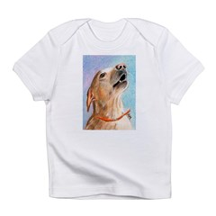 SINGING DOG Infant T-Shirt