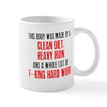 This body Mug