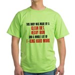 This body Green T-Shirt