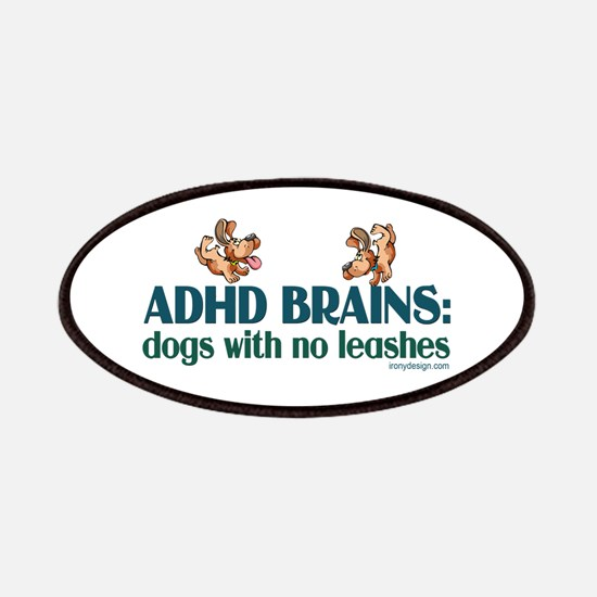 ADHD BRAINS Patches