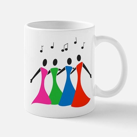 Singing Aloud Mug