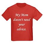 My Mom Kids Dark T-Shirt