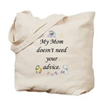 My Mom Tote Bag