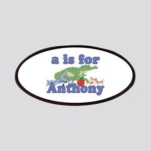 A is for Anthony Patches