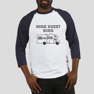 Home Sweet Home Mini Motorhome Baseball Jersey
