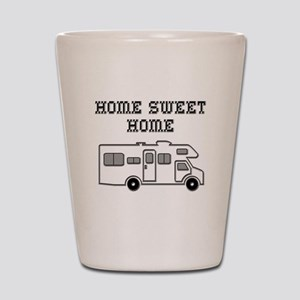 Home Sweet Home Mini Motorhome Shot Glass