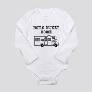 Home Sweet Home Mini Motorhome Long Sleeve Infant