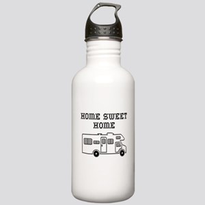 Home Sweet Home Mini Motorhome Stainless Water Bot