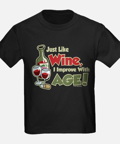 Wine Improve With Age T