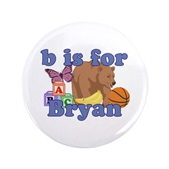 B is for Bryan 3.5